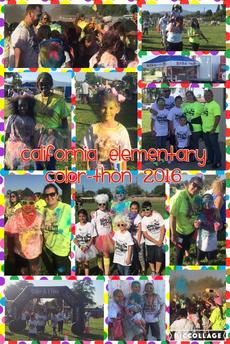 Thank you for participating in our Color-a-thon for PTA